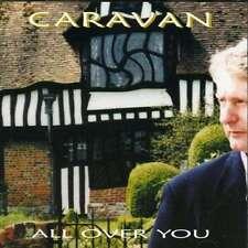 caravan - all over you  + 3 bonus    CD