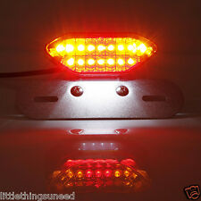 12V 16,LED,Motorcycle,indicators,Stop,Taillight,streetfighter,chop,trike,project