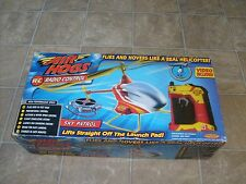 AIR HOGS Sky Patrol R/C Helicopter Collectable NEW MIB - 26.995 MHz NEW 2002