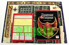 Dungeons & Dragons SET BASE BASIC SCATOLA NERA 1991 EG #2600 D&D INCOMPLETO