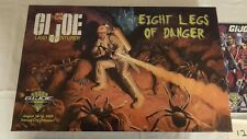 "12"" GI Joe Land Adventurer Eight Legs of Danger 2009 Convention Exclusive"
