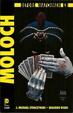 COMICS - Before Watchmen - Moloch N° 1 - RW Lion - NUOVO