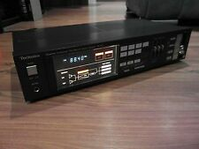 TECHNICS SA 150L HIFI STEREO RECEIVER AMPLIFIER  WITH PHONO STAGE VERY NICE !
