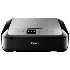 Canon PIXMA MG5721 Colour Wireless All-In-One Inkjet Printer - Black/ Silver