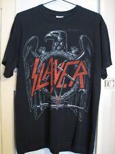 Slayer - 2009 Australian 'World Painted Blood' World Tour; Eagle Tshirt. Medium.