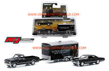 Greenlight 1/64 Hitch & Tow SuperNatural Chevy Impala With Truck & Trailer 51006