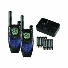 Cobra MicroTalk CXT425 Two Way Radio 25 Mile Range with NOAA Weather Channels