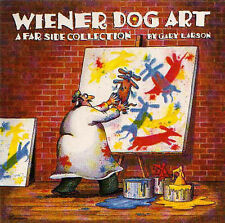 Wiener Dog Art: A Far Side Collection by Gary Larson (Paperback, 1991)