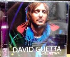 DAVID GUETTA ITUNES FESTIVAL CD BRAZIL NICE EXCL P/S 17 TRACKS SEALED !