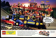 Lego-- Legoland -- Stadt -- Neuer Spitzenreiter Niki Bleifuß --Werbung von 1989-