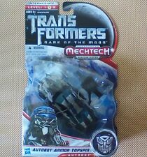 TRANSFORMERS Dark of the Moon AUTOBOT ARMOR TOPSPIN Mechtech Figure-NEW !