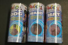 8 HAT 24 DOG 12 WAND BALLOON MAKING KIT MAKES 12 WANDS AIR PUMP INSTRUCTIONS
