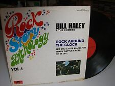 33 TOURS / LP--BILL HALEY & THE COMETS--ROCK AROUND THE CLOCK--VOL 1