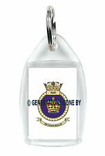 ROYAL NAVY POLICE PROVOST KEY RING (ACRYLIC)