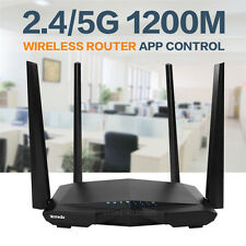 High Quality Tenda AC6 Wireless WI-FI Repeater Dual Band 1200Mbps Wifi Router
