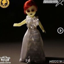 LIVING DEAD DOLLS- Resurrection 10- Tessa- Glow In The Dark-New And Sealed
