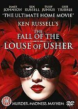 THE FALL OF THE LOUSE OF USHER - DVD - REGION 2 UK