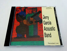 Jerry Garcia Acoustic Band Almost Acoustic 1987 Live CD GDCD 4005 Grateful Dead