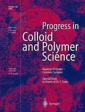 Aqueous Polymer-Cosolute Systems : Special Issue in Honor of Dr. Shuji Saito...