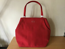 Used - Bag ESCADA Bolso - Red color Rojo -  Usado