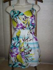 O'NEILL Womens Summer CAMI Strappy SHIRT Blouse Top Size SMALL Cute Floral
