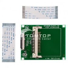 CF to Zif 1.8 inch HDD SSD Hard Drive IDE Adapter 50-Pin Compact Flash Socket