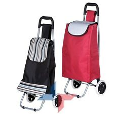 CABAT SHOPPING  COURSES COMMISSION TROLLEY  SAC  ROUE TRANSPORT COMMERCE NEUF 36