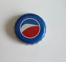 PEPSI COLA Drink Soda Bottle Cap Crown JAPAN Pepsico Blue Metal 2016 Asia