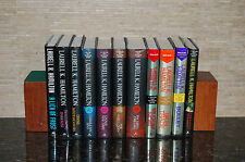 11 Laurell K. Hamilton Hardcovers Anita Blake Vampire Hunter plus other novels