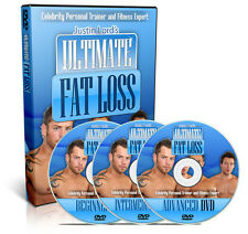 DVD Business for Sale Resell rights for Justin Lord's Ultimate Fat Loss Series