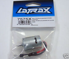 7575X LaTrax Traxxas Spare Parts Motor 370 28 Turn Bullet Connectors For: Rally