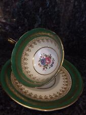 BEAUTIFUL VINTAGE AYNSLEY TEA CUP AND SAUCER