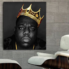 Poster Mural Biggie Notorious BIG 35x42 inch (90x110 cm) on Canvas