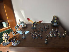 Warhammer 40k Sisters of Battle Army- FULLY PAINTED