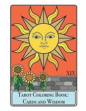 Coloring Books for Adults: Tarot Coloring Book - Cards and Wisdom by...