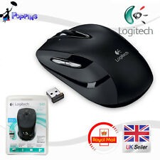 New Logitech Wireless Mouse M545 Black UK Seller