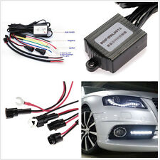 Practical Car LED Daytime Running Light Automatic ON/OFF Controller Module Box