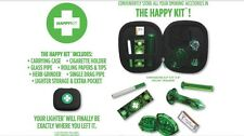 The Happy Kit - All in One Smoking Pouch /Case for Tobacco Smoker