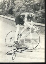ROBERT FOCKAERT cyclisme ciclismo signée cycling vélo