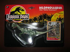 Original 1993 Jurassic Park Dilophosaurus Dinosaur Unopened Mint Condition