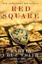 Red Square by Martin Cruz Smith (2007, Paperback) New  York Times Bestseller