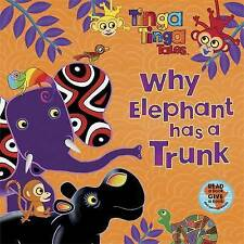 Why Elephant Has a Trunk by Penguin Books Ltd (Paperback, 2010)