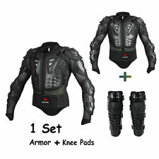Motorcycle Enduro Jacket Protective Gear Men Motorcycle Armor Jacket Knee Pads