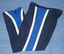 POLO by RALPH LAUREN Navy Blue Polyester Unlined Sport Casual Pants XXL
