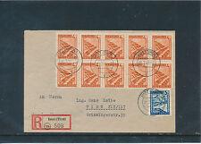 Reco-Brief 1946 aus Imst in Tirol nach Wien