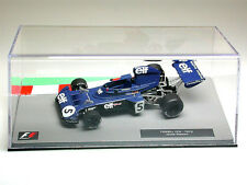 JACKIE STEWART Tyrrell 006 F1 Racing Car 1973 - Collectable Model - 1:43 Scale