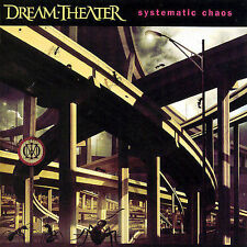 Systematic Chaos by Dream Theater (CD, Jun-2007, Roadrunner Records)
