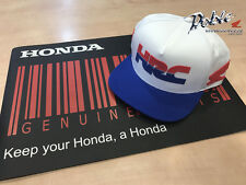 Brand New 2017 GENUINE HONDA RACING HRC Fox Merchandise Baseball Picco Cap/Cappello