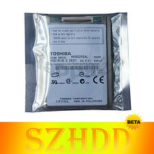"""1.8"""" TOSHIBA 80GB MK8025GAL Hard Drive For DELL Latitude XT D420 D430 RE HS082HB"""