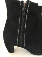 BOTTINES DELICE CHAUSSURES BOOTS  ACCESSOIRE DIFFUSION P 37,5 NEUF VAL 285 €